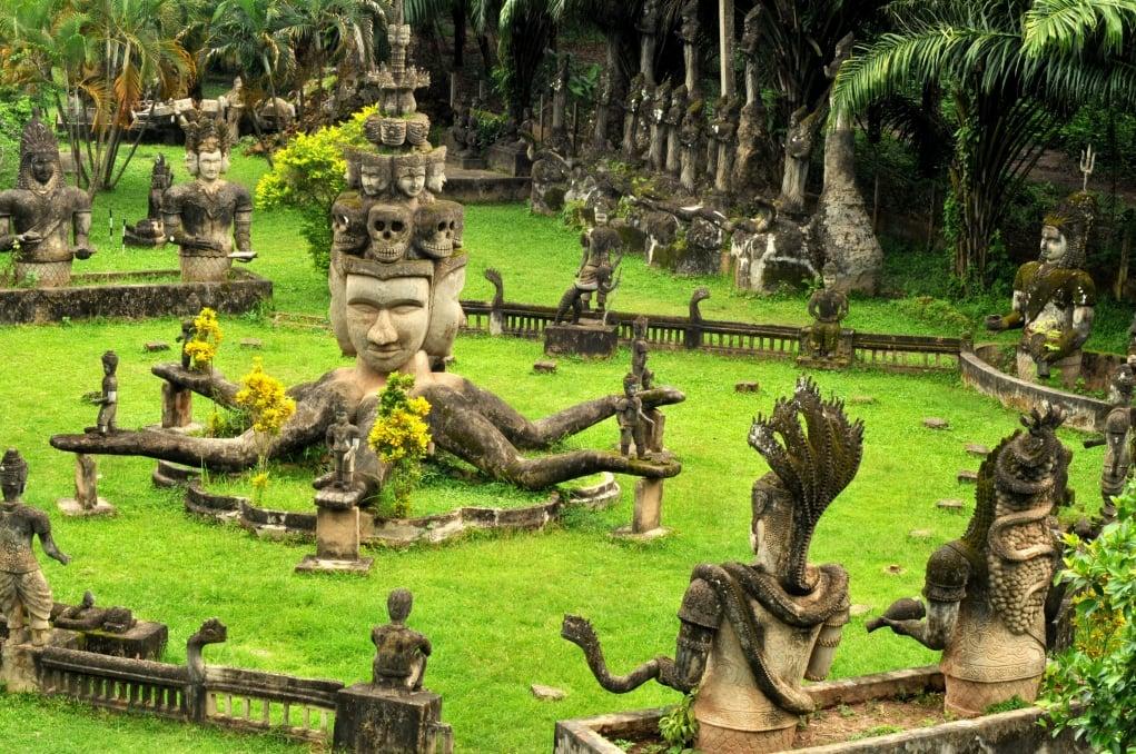 2. Laos
