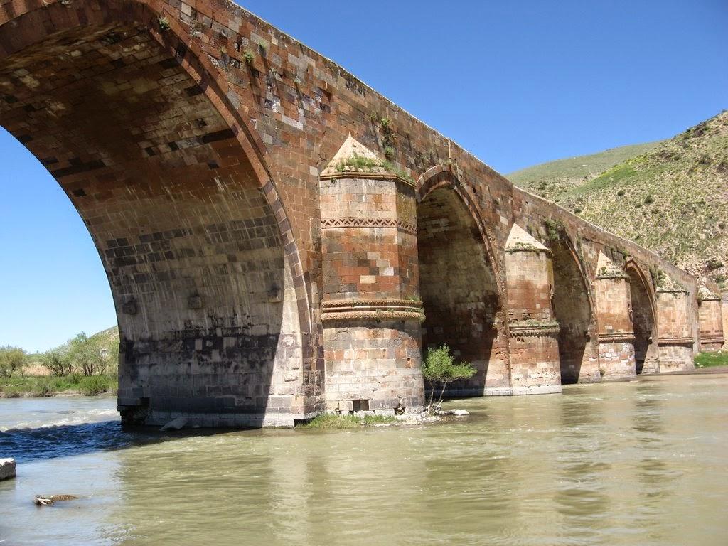 Çobandede Köprüsü Erzurum