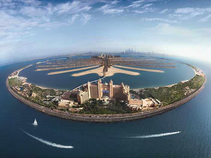 <strong>4. Dubai Palmiye Adası</strong>