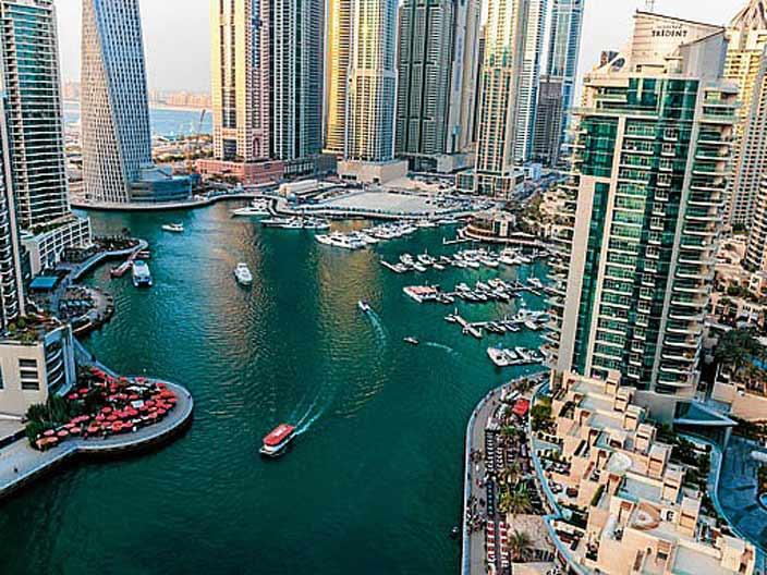 <strong>Dubai'de nerede kalınır? Dubai'ye nasıl gidilir? Dubai'de ulaşım nasıldır?</strong>