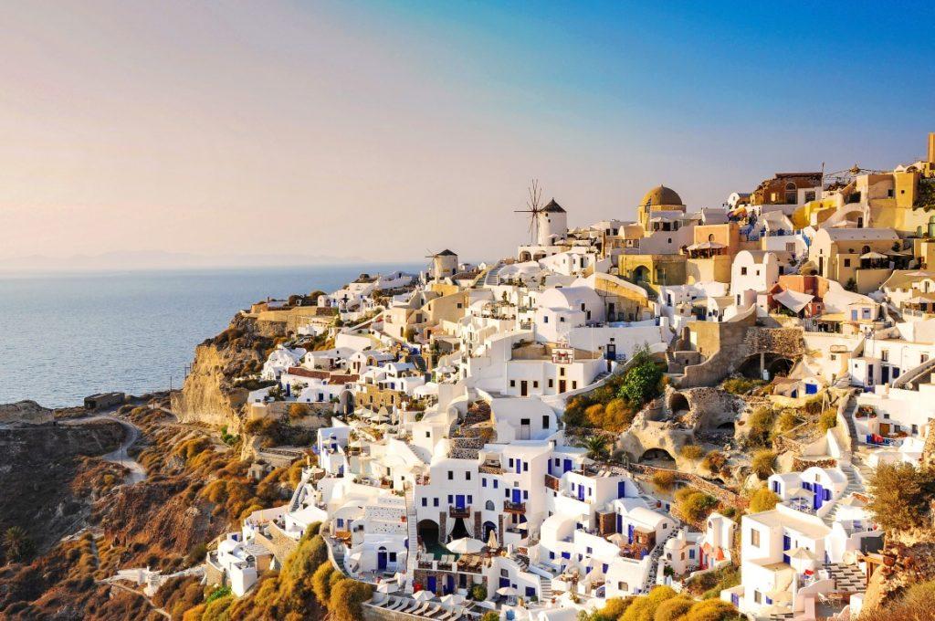 Santorini'de gezilecek yerler...İşte Yunanistan cenneti Santorini!