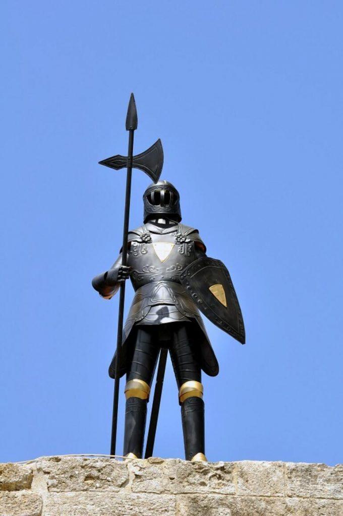Şövalyeler adası Rodosta 2 gün
