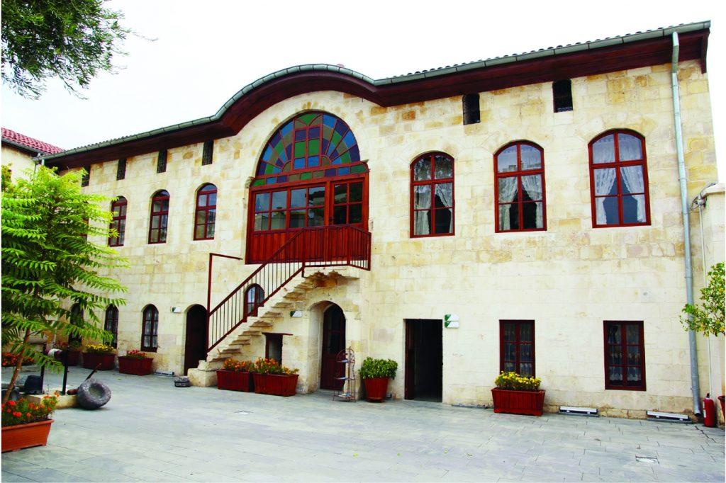 Tarihi Antep Evleri