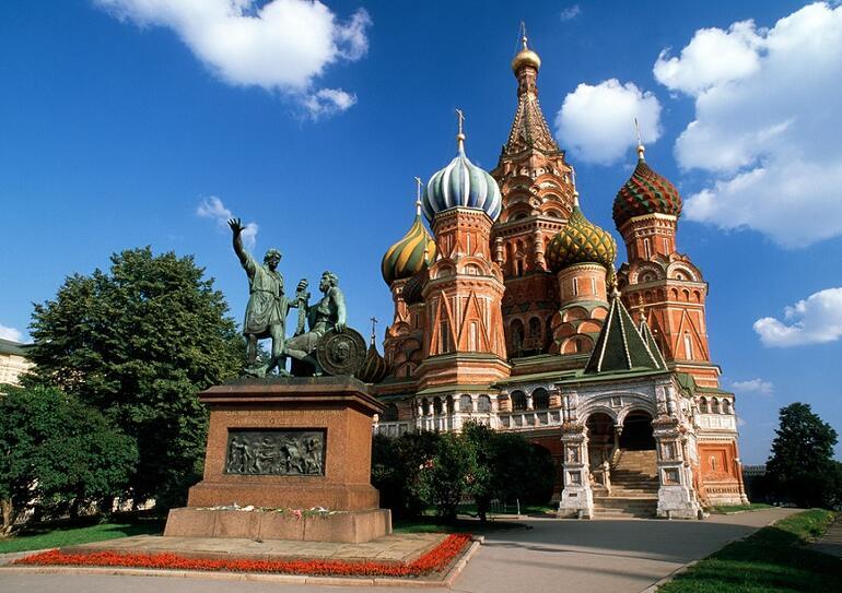 Bir Rus masalı: Moskova
