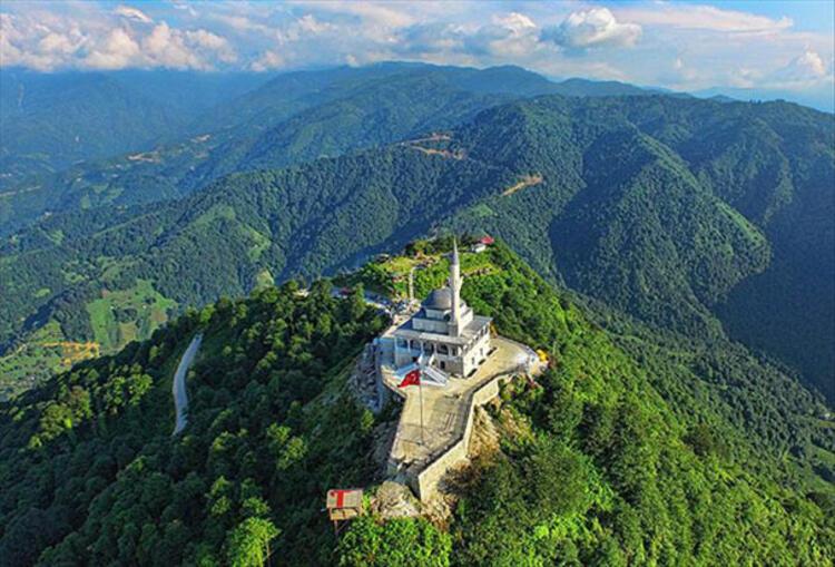 Kıble Dağı Camii