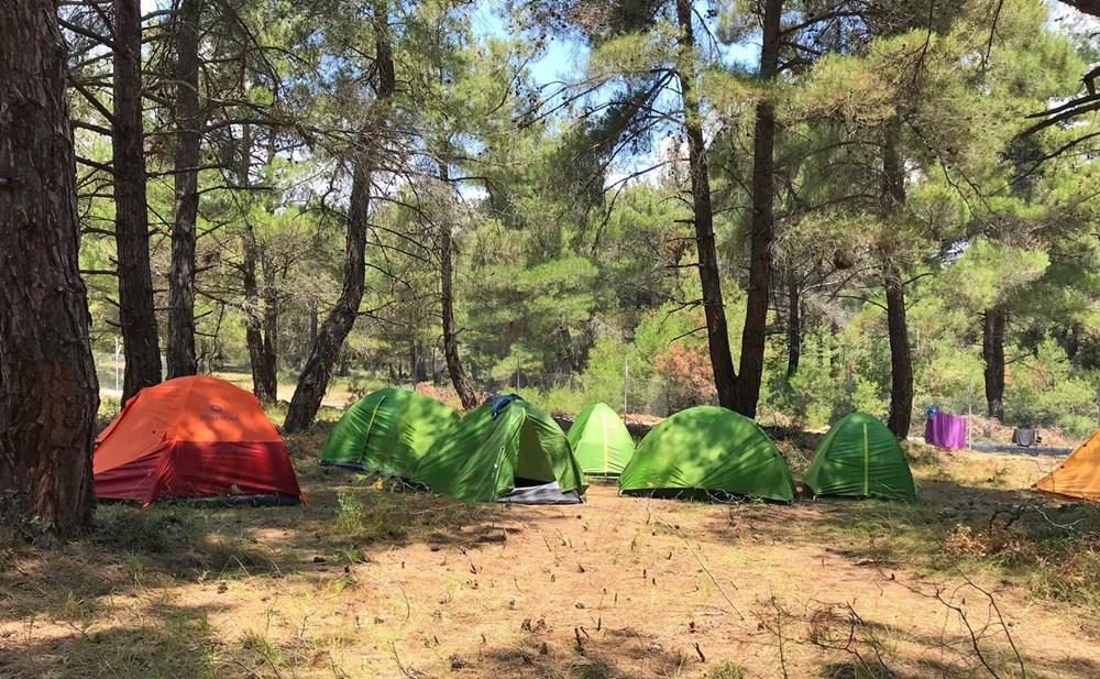 İstanbul çevresindeki en iyi kamp alanları - 34