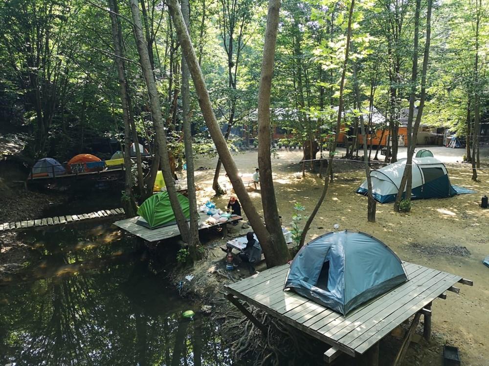 İstanbul çevresindeki en iyi kamp alanları - 11