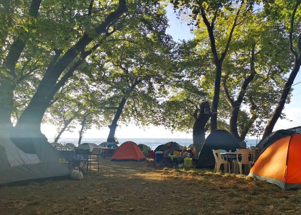 İstanbul çevresindeki en iyi kamp alanları - 31